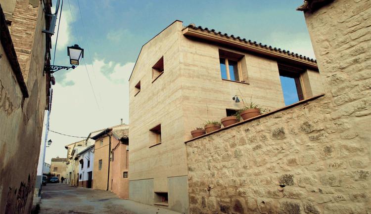 Conoce las obras 'en español' premiadas en TERRA Award 2016, Vivienda vernacular del siglo XXI / Angels Castellarnau Visus. Image Cortesía de TERRA Award