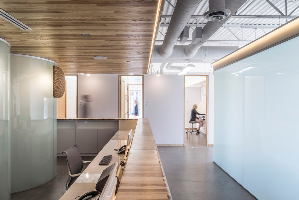 Office Entrance Design Receptions