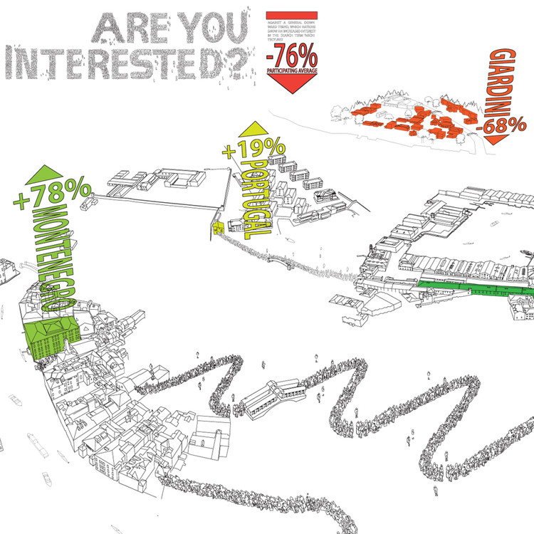 Finding The Front In Venice These Maps Reframe The Biennale - Venice biennale 2016 map