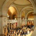 IMMERSE YOURSELF IN THIS NEW 360º VIDEO OF THE MET'S GREAT HALL