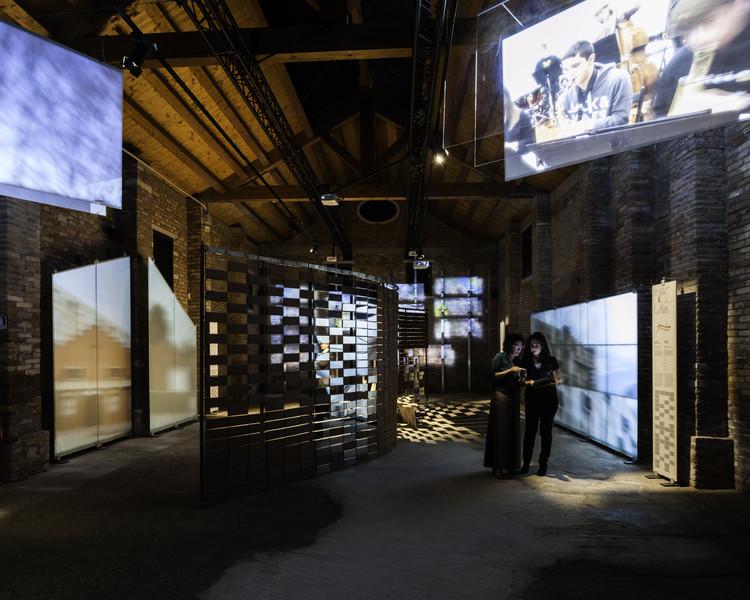 Aftermath_Catalonia in Venice, la presencia de Cataluña en la Bienal de Venecia 2016, © Iñigo Bujedo Aguirre