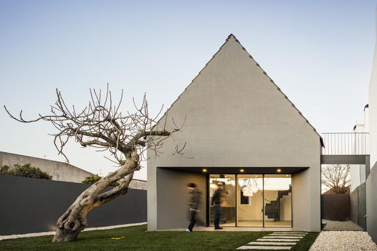 Amélia's House / M2.senos, © Fernando Guerra |  FG+SG