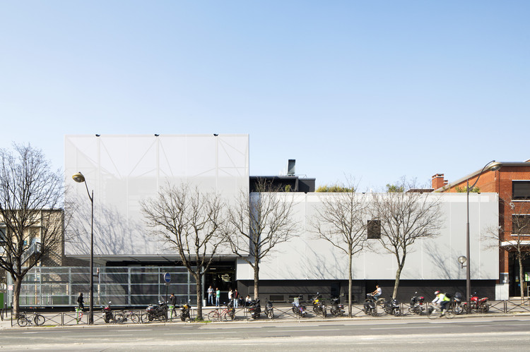 Ecole 42 In Edit Architecture Archdaily