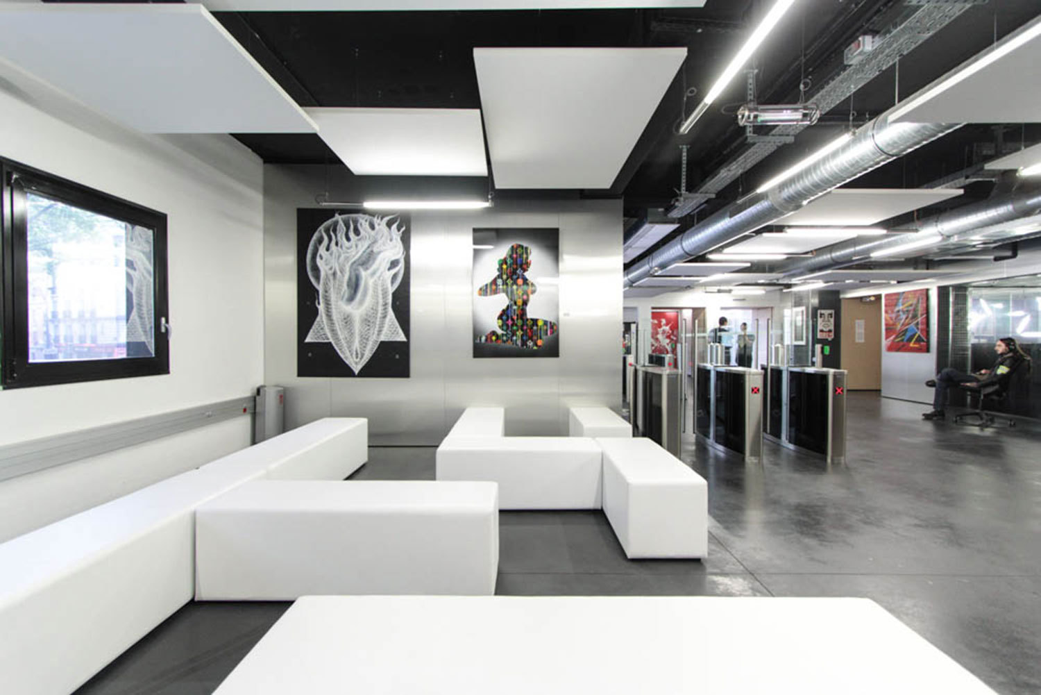 Ecole D Architecture D Interieur Nice gallery of ecole 42 / in&edit architecture - 7