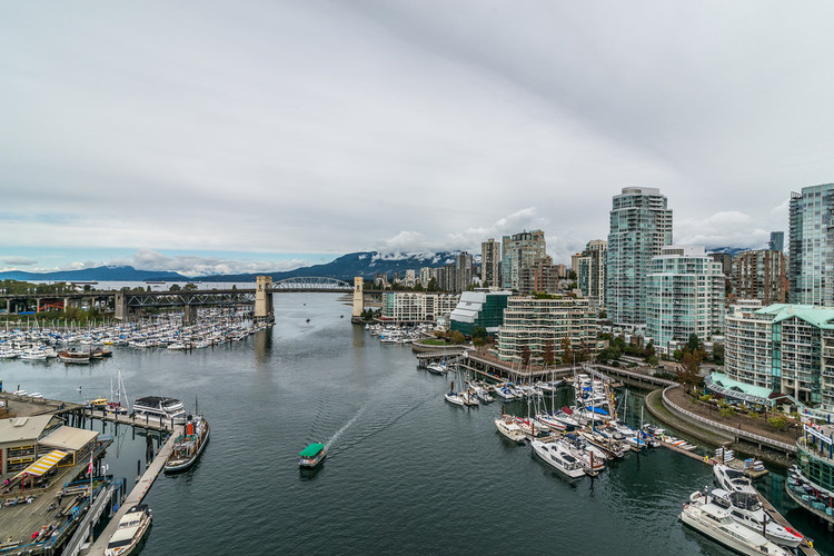 Vancouver, Canadá. Imagem © Maciek Lulko, via Flickr