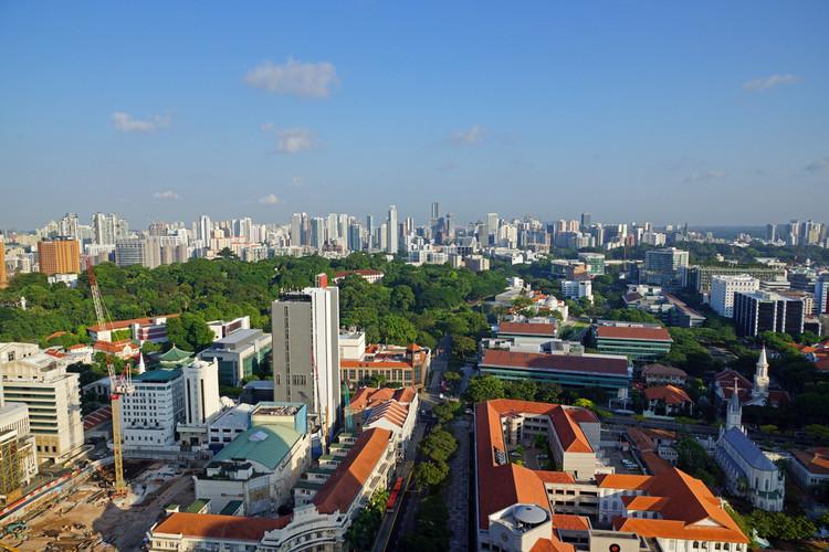 Singapura. Imagem © Allie_Caulfield, vía Flickr