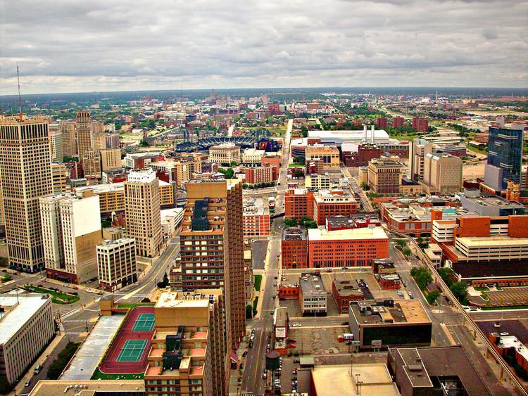 Detroit, EE.UU. Imagem © Digital_Third_Eye, via Flickr