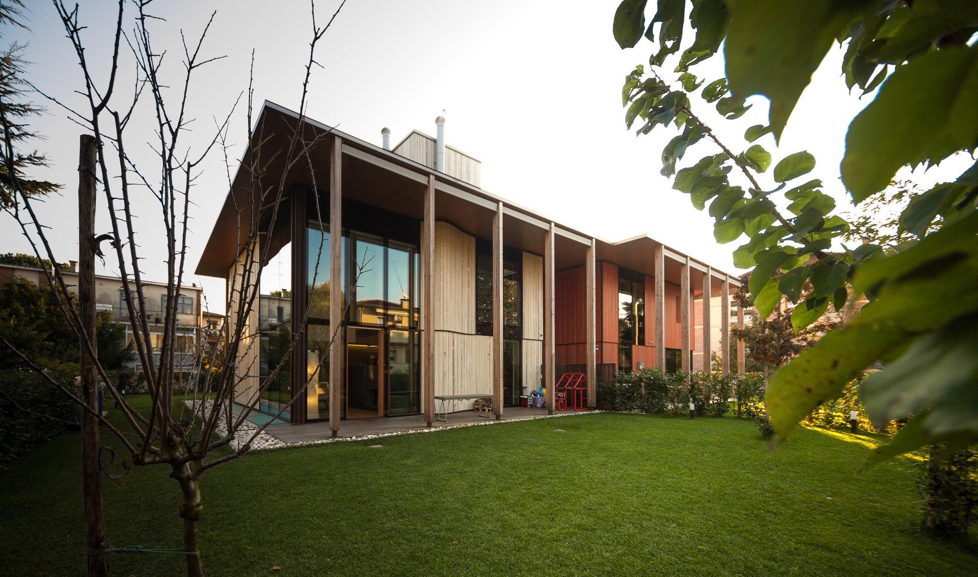 Twin House / StudioPietropoli