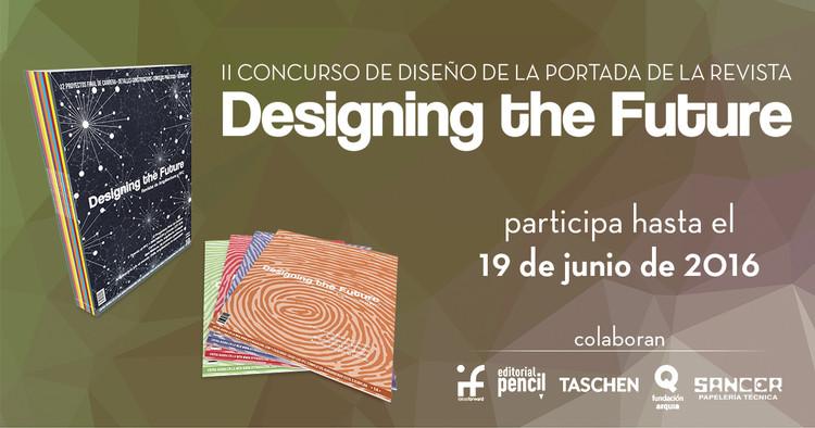 Concurso de diseño de la portada de la revista Designing the Future, Concurso de diseño de la portada de la revista Designing the Future