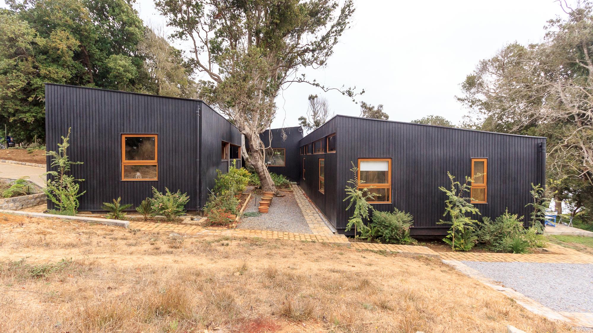 Las escaleras country house prado arquitectos archdaily for Escaleras de casa