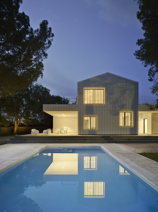 Casa F&A / Colectivo Du Arquitectura, © David Frutos