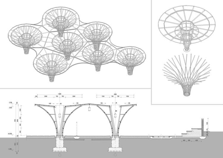 The Bamboo Garden Atelier Rep Archdaily