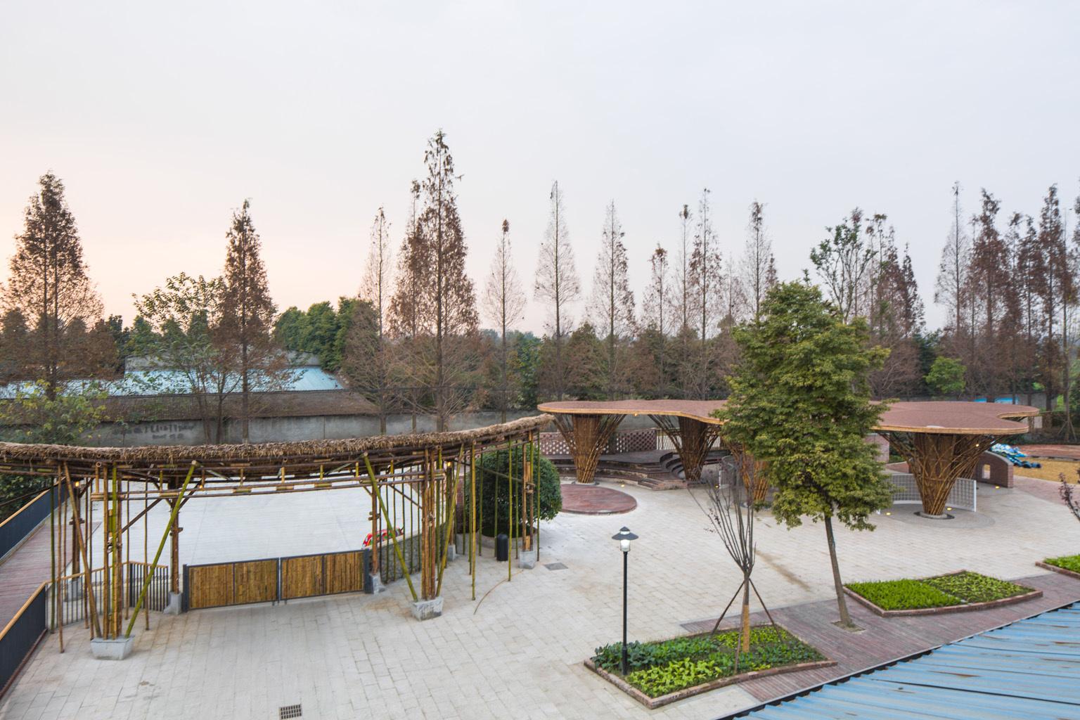 Galer a de el jard n de bamb atelier rep 11 for El jardin de vikera