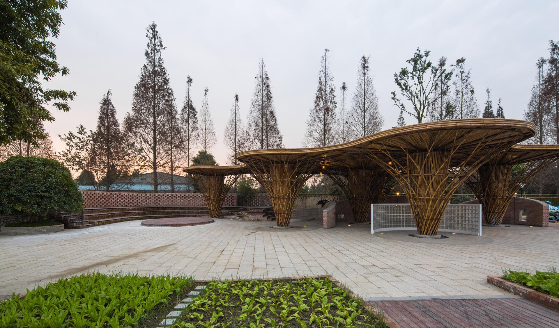 Galer a de el jard n de bamb atelier rep 2 - Jardin de bambu talavera ...