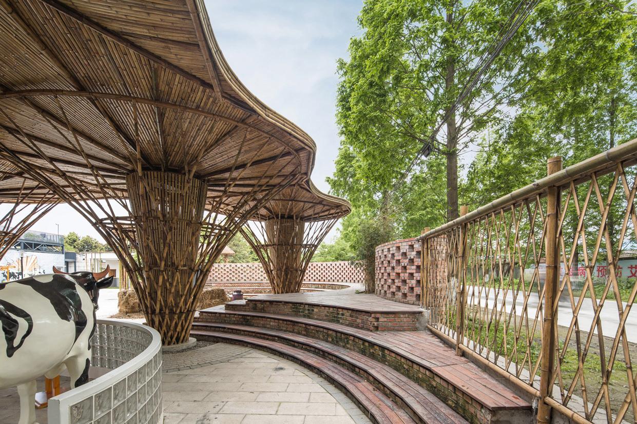Galer a de el jard n de bamb atelier rep 3 - Jardin de bambu talavera ...