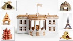 Gracias a 'Poopy Cat' tu gato también puede disfrutar de la arquitectura