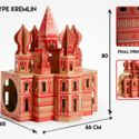 NOW YOUR CAT CAN ALSO FEEL LIKE A WORLD TRAVELER WITH THESE ARCHITECTURAL LANDMARKS