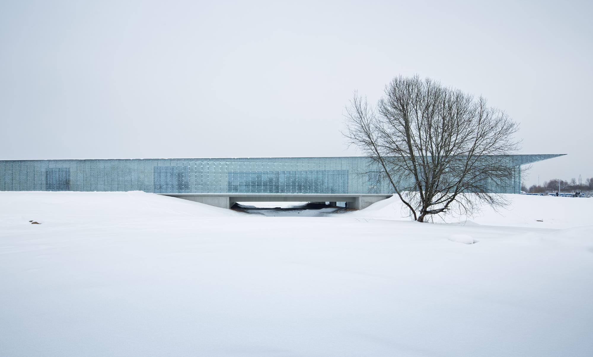 Galería de Museo Nacional de Estonia / DGT Architects ...