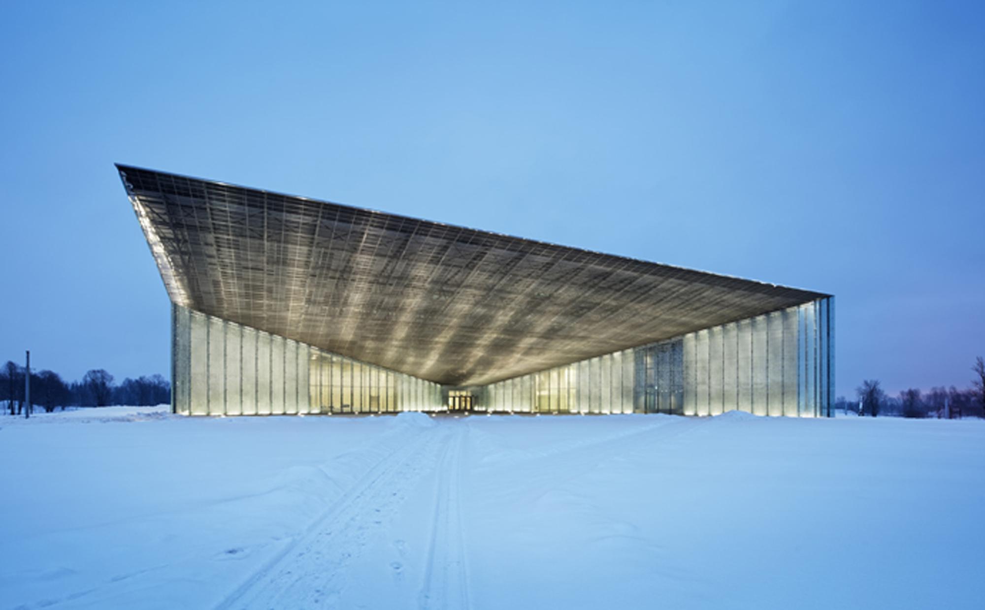 Museo Nacional de Estonia / DGT Architects