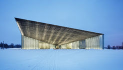 Museo Nacional de Estonia  / DGT Architects (Dorell.Ghotmeh.Tane)