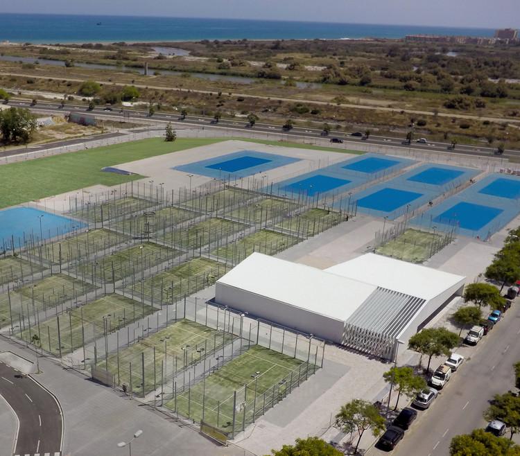 Racquet Club  / Luis Machuca y Asociados, Cortesía de Luis Machuca
