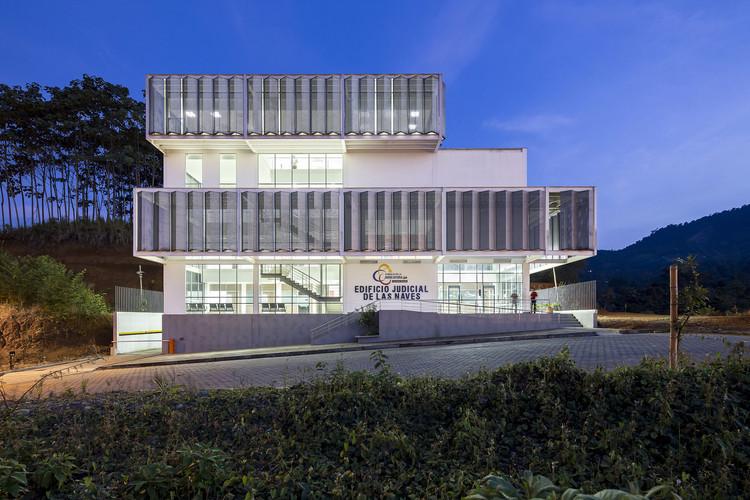 Las Naves Courthouse  / Arquitectura X + Espinoza Carvajal Arquitectos + Colectivo Arquitectura, © Sebastián Crespo