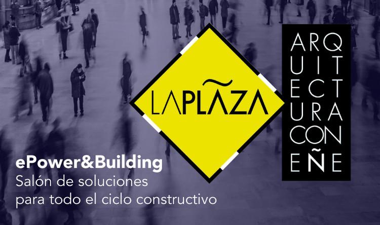 Concurso de ideas para el diseño de LAPLAZA dentro del marco de ePower&Building, OCAM Oficina de concursos de Arquitectura de Madrid _ IFEMA Feria de Madrid