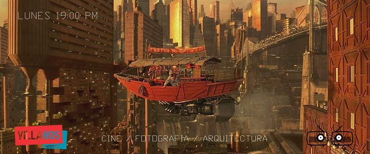 Cine/Fotografía/Arquitectura, Le Cinquième Élément, Alejandro Barbeito, Manuel Villafañe