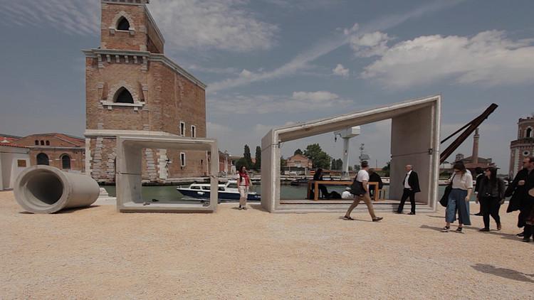 SUMMARY ocupa a Bienal de Veneza com instalação de concreto, Cortesia de Building Pictures