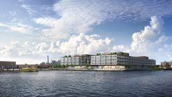 Foster + Partners diseña complejo de oficinas en Brooklyn