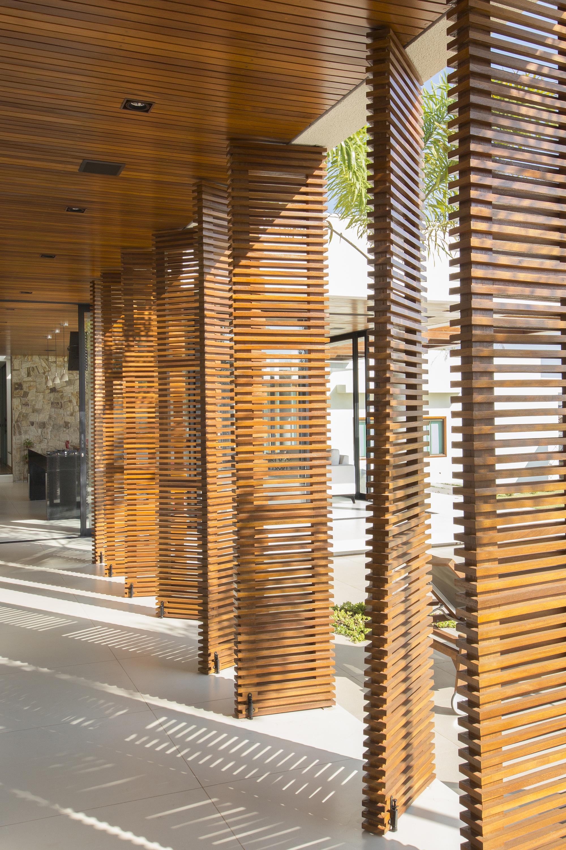 Galeria De Anexo De Lazer Cawy Arquitetura Carolina