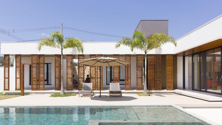 Anexo de Lazer / CAWY Arquitetura + Carolina Ferraz + Danilo Keila