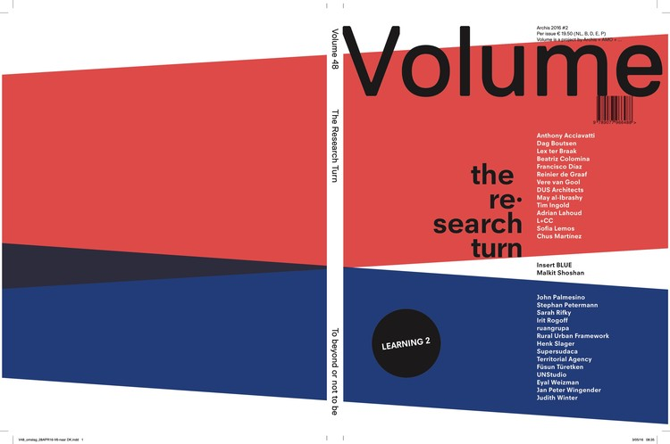 Introducing Volume #48: The Research Turn, © Volume