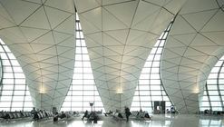 Shenyang Taoxian International Airport Terminal 3 / CNADRI