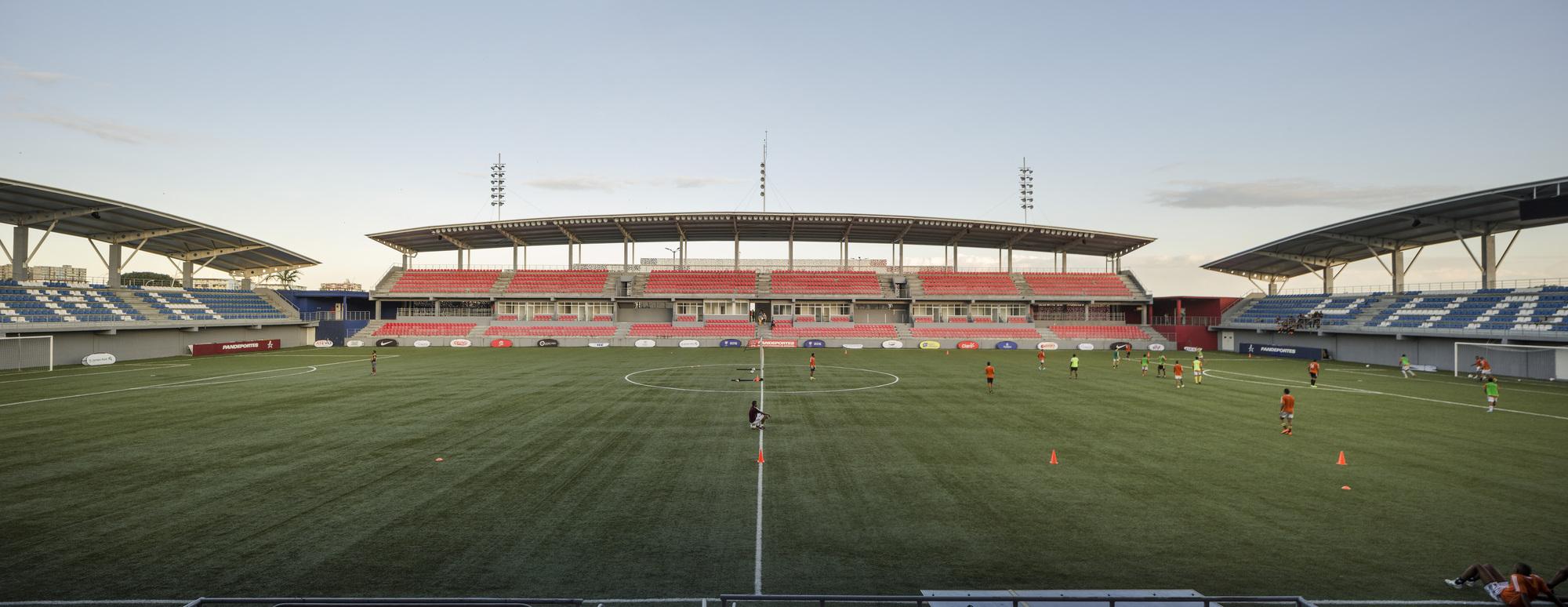 Maracan 225 Stadium Panam 225 Grupo Suma Archdaily