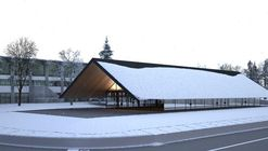 Piuarch Wins Competition To Build a New Cooperative Dairy In the Alps