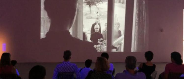 Ciclo de Cine en el Pabellón Mies Van der Rohe / Barcelona, vía Fundación Mies Van der Rohe