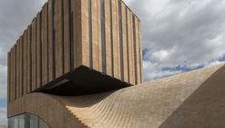 Termeh Office Commercial Building  / Farshad Mehdizadeh Architects + Ahmad Bathaei