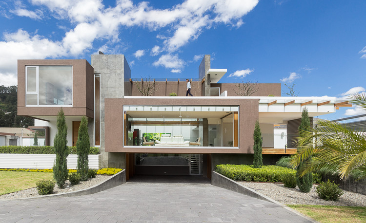 Casa Tres Puentes   / INAI.Paul Vazquez, © JAG Studio