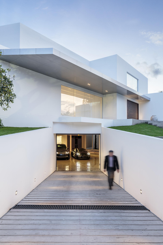 Cumbaya House Diego Guayasamin Arquitectos Archdaily