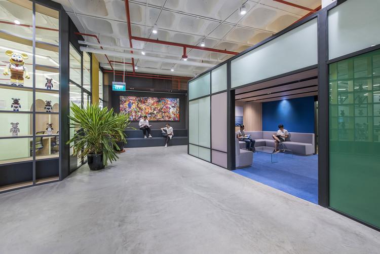 Honestbee Office / Wynk Collaborative, © Jovian Lim