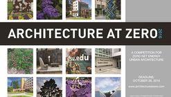 Architecture at Zero 2016