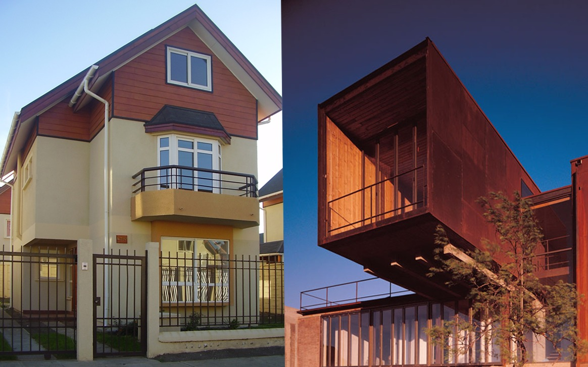 Arquitectura para arquitectos disociaci n est tica for Todo para el arquitecto