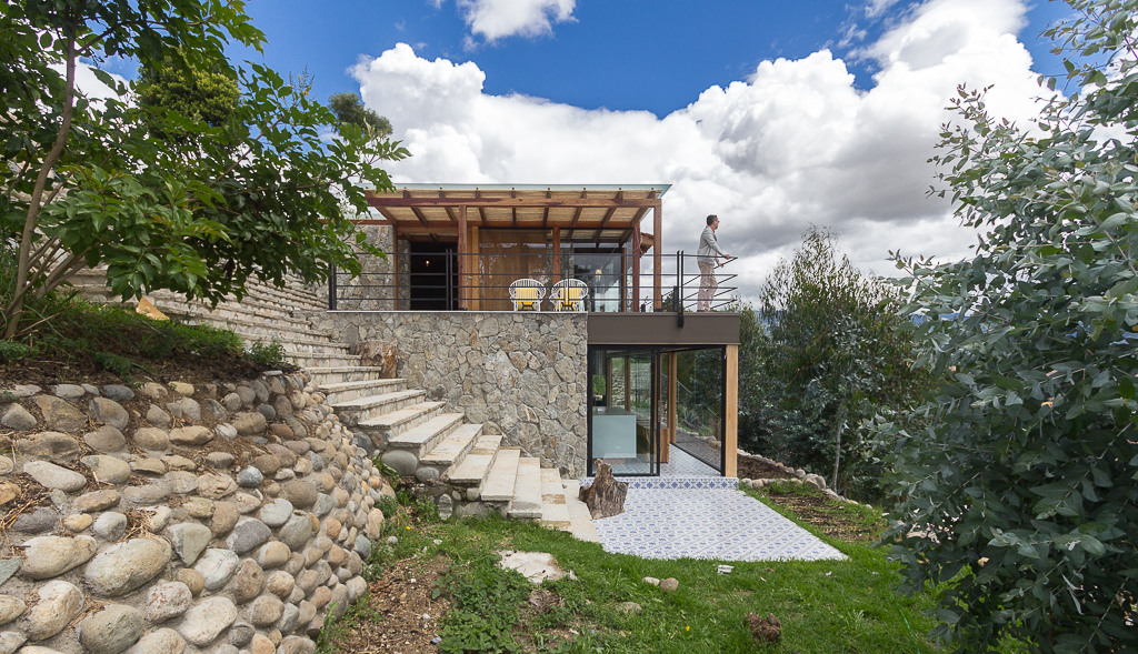 Casa de pedra inai paul vazquez archdaily brasil - Casas de piedra galicia ...