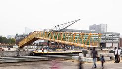 Puente provisional / Gijs Van Vaerenbergh