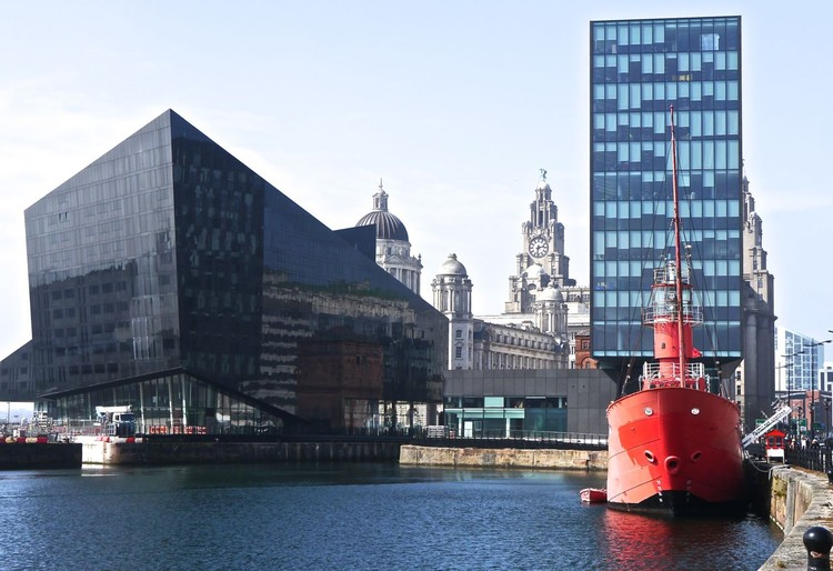 RIBA to Open New National Architecture Centre in Liverpool, Courtesy of Broadway Malyan, ©Walter Menzies