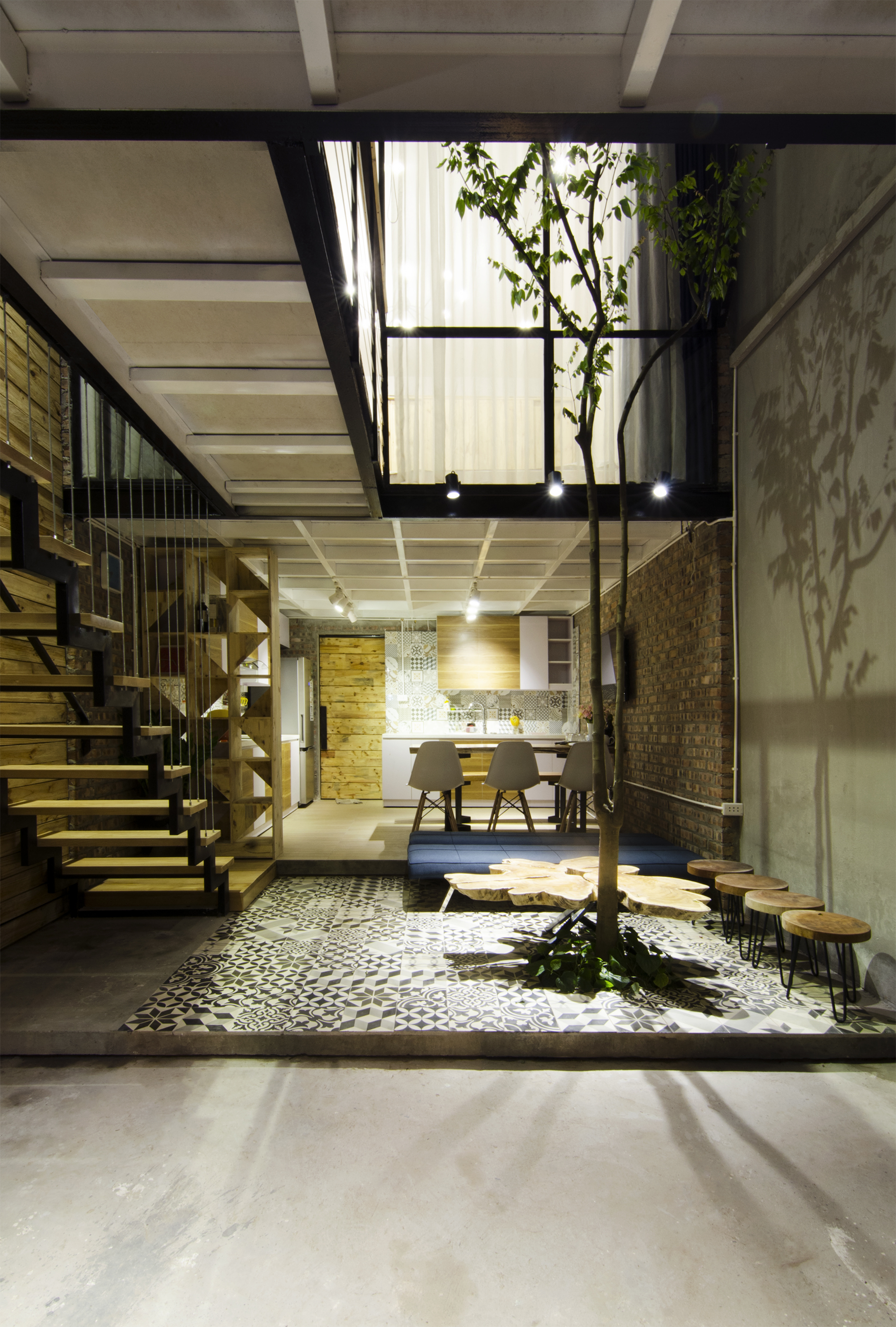 A\'s House Project / Global Architects & Associates | ArchDaily