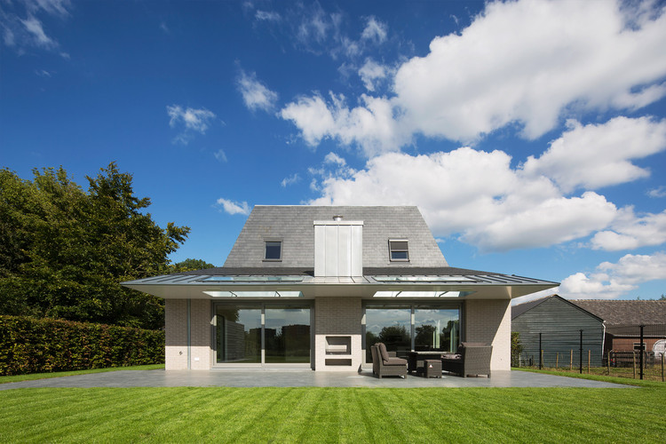Villa Hogebiezen  / EVA architecten, © Luuk Kramer