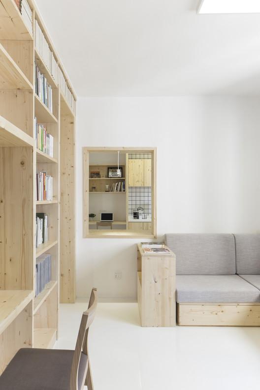 Reedom Bookstore / CaoPu studio , © Zhang Zheming