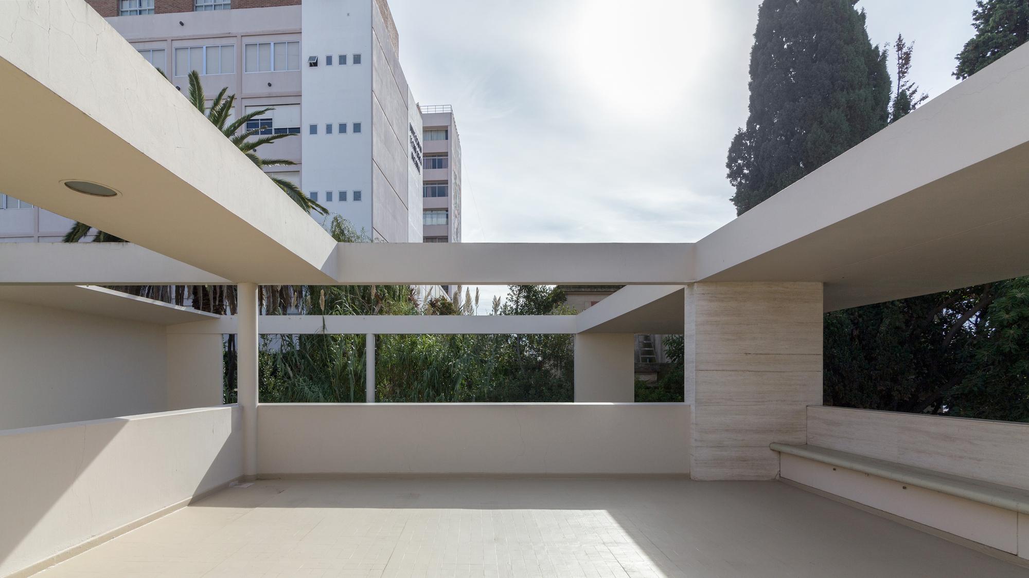 Cl sicos de arquitectura casa estudio pillado wladimiro for Todo para el arquitecto